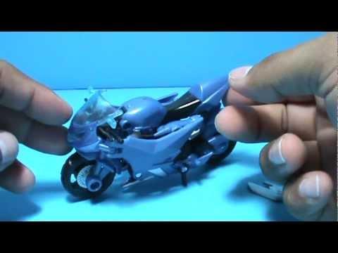 Revision, Review 282: Transformers Prime RID Deluxe Arcee en español