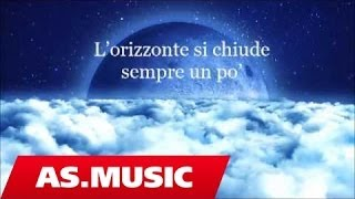 Alban Skenderaj - Man On The Moon (Official Lyric Video)