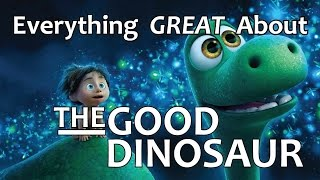 Video Everything GREAT About The Good Dinosaur! MP3, 3GP, MP4, WEBM, AVI, FLV Juni 2018