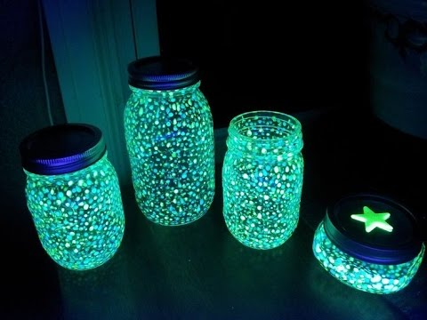 How To Make A Long-Lasting Fairy Jar | DIY