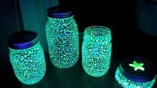 How to Make a Long-Lasting Fairy Jar  DIY