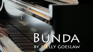Bunda by Melly Goeslaw piano cover + lyrics