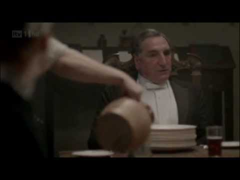 Downton Abbey - Mrs Hughes Moments 1x01