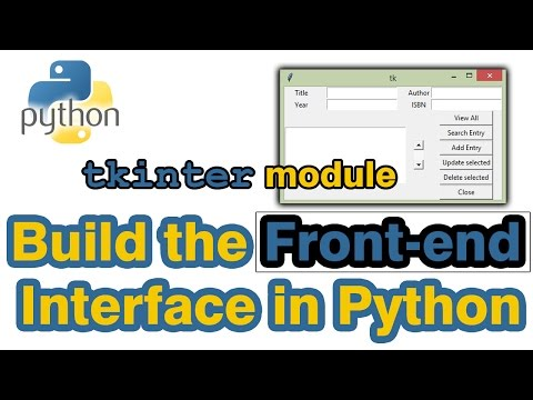 Video Build Python Graphic User Interface (GUI) by Tkinter download in MP3, 3GP, MP4, WEBM, AVI, FLV January 2017