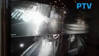 LASER PTV - short shot