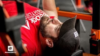 To learn how to move more weight with ease, you need to know how to program your bench press. Learn from experts Silent Mike and Alan Thrall at Untamed Strength.Check Out Silent Mike's Training Programs ► http://bit.ly/2oOpTEwSales & Specials ► http://bbcom.me/2sIa9Ex Silent Mike Instagram ► http://bit.ly/2oOyVl2YouTube ► http://bit.ly/2oOvtHc Alan Thrall lInstagram ► http://bit.ly/2oOlpxCYouTube ► http://bit.ly/2oOnWYLUntamed Strength Gym ► http://bit.ly/2oQKRm8 Connor O'Neal Instagram ► http://bit.ly/2oOtClK============================================= 3 More Ways to INCREASE Your Bench Press 1. Programming Your Bench Press ► 0:352. Exercise Selection & Variation  ► 2:353. Balancing Recovery ► 3:50============================================= Muscle-building Supplements Pro Jym Protein ► http://bbcom.me/2sI35YA- Blended Protein Supplement for Maximum Effectiveness*- Made with the Highest Quality Whey, Casein, and Egg ProteinsDymatize PRE W.O. Pre-Workout ► http://bbcom.me/2sHIBQ0- Perfectly Engineered Pre-workout to maximize Energy, Strength, Pump and Intensity*- Citrulline, Nitrosigine®, TeaCrine®, Beta-Alanine, Betaine and CaffeineOptimum Nutrition Gold Standard 100% Whey ► http://bbcom.me/2sIjV9U- Muscle Building Whey Protein Powder*- 24g of Whey Protein with Amino Acids for Muscle Recovery and Growth*============================================= Bodybuilding.com Sales & Specials ► http://bbcom.me/2oOvpajFitness Articles ► http://bbcom.me/2oODH1W#1 Online Supplement Store ► http://bbcom.me/2oOogXFFree Fitness Plans ► http://bbcom.me/2oOsT3Q#1 Women's Fitness Site ► http://bbcom.me/2oOaDYl============================================= Follow Us YouTube ► http://bit.ly/1RSJFa4Facebook ► http://on.fb.me/1lomhprInstagram ► http://bit.ly/1LzBxabTwitter ► http://bit.ly/1RSJQlLGoogle+ ► http://bit.ly/1NRe8quPinterest ► http://bit.ly/1OOZgY4Spotify ► http://spoti.fi/1NRebm0 We are Bodybuilding.com. Your transformation is our passion. We are your personal trainer, your n