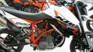 9. KTM 690 Enduro R / 125 Duke / 560 Racing / 990 Supermoto R / 625 Supermoto / 990 Adventure 2012