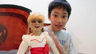 Nonton Boneka Anabel  Anabelle Doll  Percobaan Vlog Ke 2 Sama Boneka Hantu Seram   Film Subtitle Indonesia Streaming Movie Download