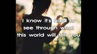 Through My Father's Eyes - Holly Starr - Lyrics