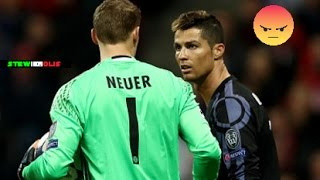 Video The Best Footballers Fighting Each Other ● Cristiano Ronaldo,Messi,Neymar,Bale,Neuer ● 1080i HD MP3, 3GP, MP4, WEBM, AVI, FLV Mei 2017