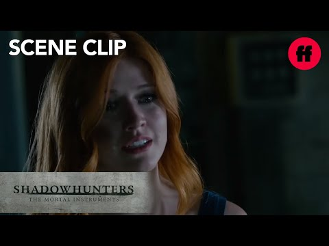 Shadowhunters | Season 1, Episode 7: Clary Grabs The Cup | Freeform