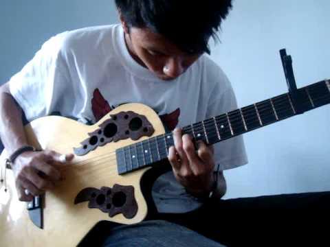 Hossana - Hillsong guitar cover