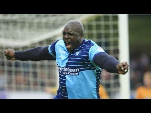 Adebayo Akinfenwa | 17-18 Wycombe Goals