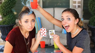 Download Youtube: Water War Challenge | Jimmy Fallon | Brooklyn and Bailey