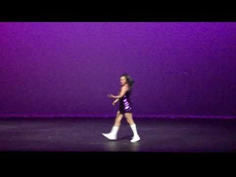 ALYSSA ROSALES SOLO- DHS DANCE REVIEW 2011