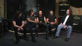 SACRED OATH - (Part 2) Interviewed by Music Journalist Roger Lotring (2009)