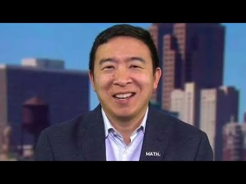 Andrew Yang Was Not on the Debate Stage. What Was He Doing Instead?