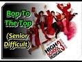 High School Musical 3 Senior Year Dance Bop To The Top