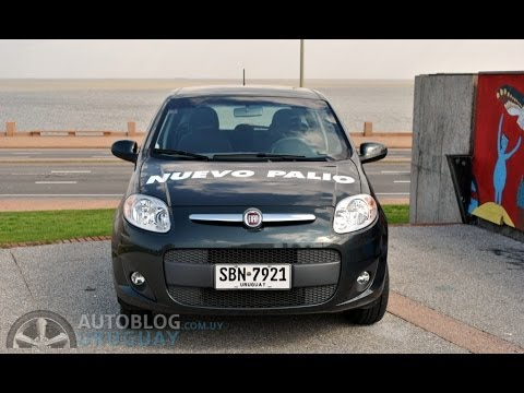 Prueba: Fiat Palio Attractive Full 1.4