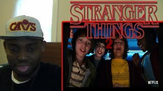 "MY REACTION TO Stranger Things  Season 2 Comic Con ""Thriller"" Trailer [HD]  NetflixORIGINAL VIDEO:https://www.youtube.com/watch?v=vgS2L7WPIO4CHECK OUT MY PATREON DONATE IF YOU CAN: https://www.patreon.com/user?u=5011574"