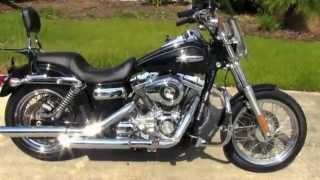 6. 2009 Harley-Davidson FXDC DYNA SUPER GLIDE CUSTOM Motorcycles