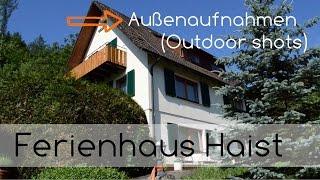 Ferienhaus Haist: Außenaufnahmen - Outdoor shots