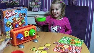 Tobi Toaster - Fang dein Frühstück ♥ Aktionsspiel | Splash Toys