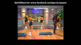 LOL here's another workout from latoya jackson
