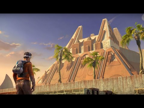 Outcast: Second Contact Official Gameplay Series: Exploration Trailer