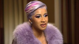 Download Video Cardi B on life since becoming a mom, why she didn't perform at Super Bowl halftime MP3 3GP MP4