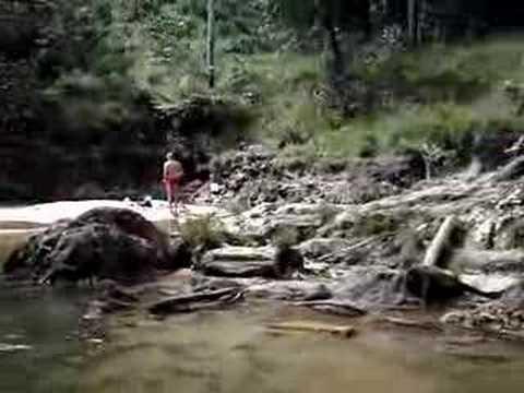 Cachoeira Lázaro - Pirenopolis