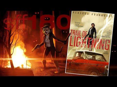 SFF180 | 'Trail of Lightning' by Rebecca Roanhorse ★★★★