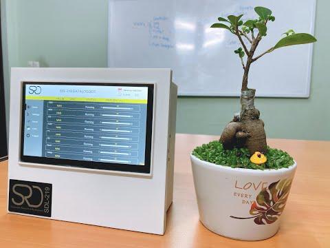 Giới thiệu Thiết bị thu nhận và truyền dữ liệu SDL-219