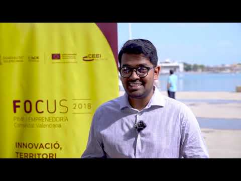 "Entrevista a Anurag Rathor en Focus Pyme y Emprendimiento ""From startup to Scaleup""[;;;][;;;]"