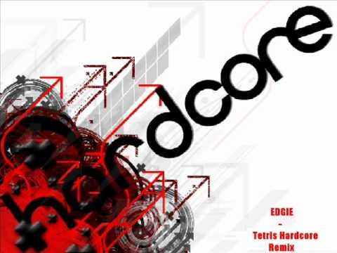 Edgie - Tetris Hardcore Remix (видео)