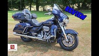 6. 2018 Harley Davidson CVO Limited 117 Review