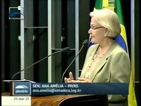 Ana Amélia pede votação rápida de projeto para que lei da renegociação das dívidas dos Estados seja aplicada