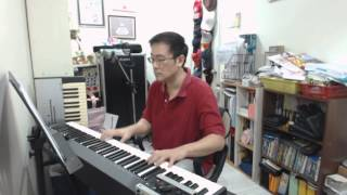 TVB Young Charioteers 衝線 Theme Song - Beautiful Time - 吳若希 - Piano Cover and Sheet by Hou Yean Cha