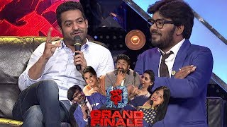 Video DHEE 10 Grand Finale - NTR Special Promo  - Dhee 10 Latest Promo - 18th July 2018 - Young Tiger NTR MP3, 3GP, MP4, WEBM, AVI, FLV Juli 2018