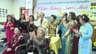 Giới Thiệu Sinh Hoạt Hội Người Việt Cao Niên vùng Hoa Thịnh Đốn