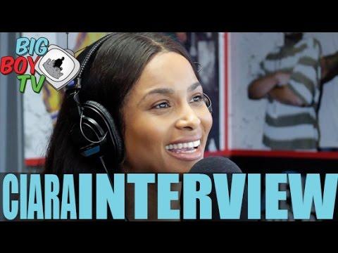 Ciara FULL INTERVIEW   BigBoyTV