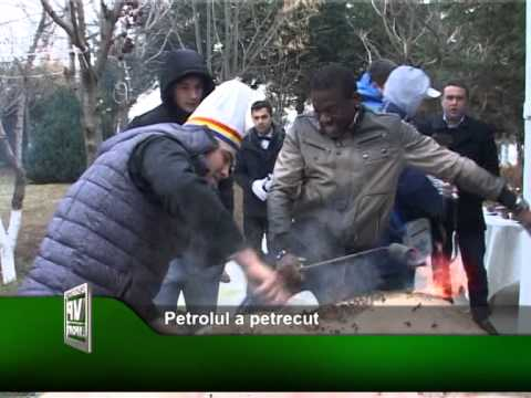 Petrolul a petrecut