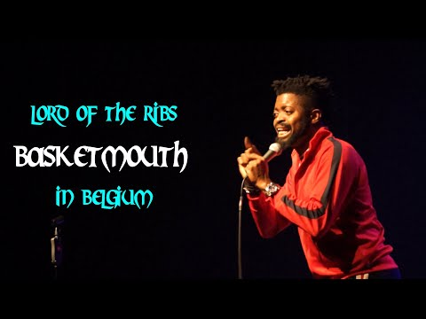 Basketmouth   The Son Of Peter   Lord of The Ribs   Live in Antwerp, Belgium