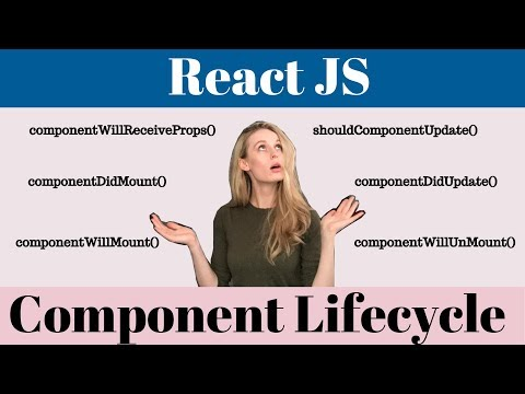 React Lifecycle Explained | Easy ways to remember lifecycle methods when coding