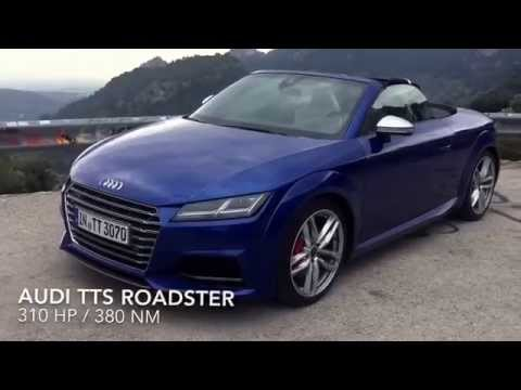 Audi TT Roadster / TTS Roadster Review by GTspirit