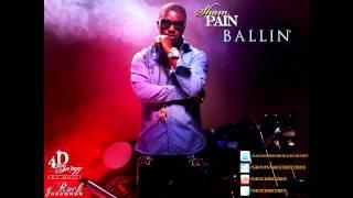 Sham Pain - Ballin | 9JA BOI (Lyrics Inclu.)