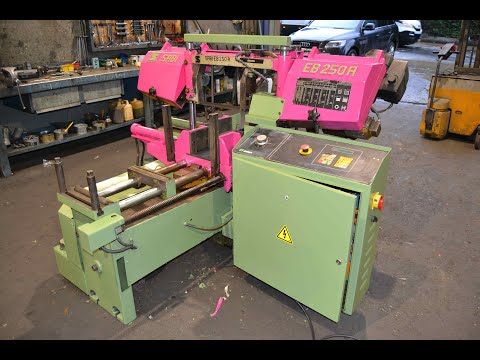 Band Saw Machine SABI EB250A 1995