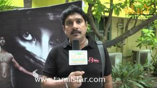 Sivabalan at 8MM Movie Press Meet