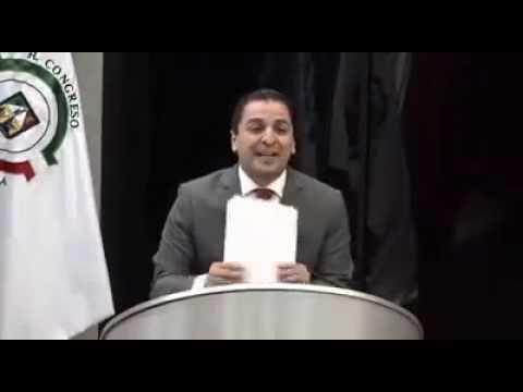 Ataque de risa del diputado del PRI en Sonora