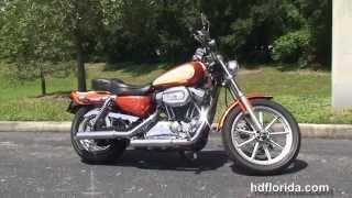 10. Used 2006 Harley Davidson XL1200C Sportster 1200 Custom Motorcycles for sale